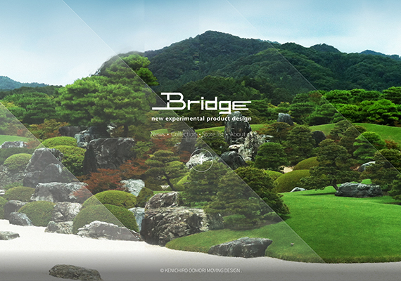 [ CONTENTS : Planning, Direction, Design ] www.bridge-web.jp